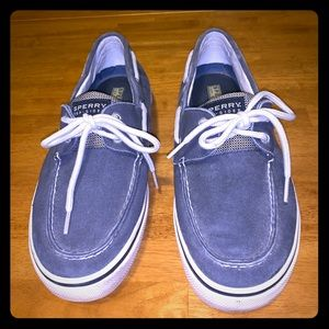 Sperry Topsiders boat shoes GUC.